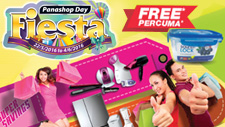 Panashop Day Fiesta May'16