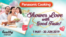 Parent's Day 2019 Promo | Panasonic Cooking