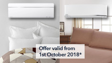 Aircond Promotion: October 2018