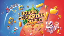 DOUBLE CELEBRATION DELIGHT