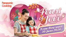 Feast of Love | Panasonic Cooking