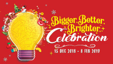 Bigger, Better, Brighter Celebration