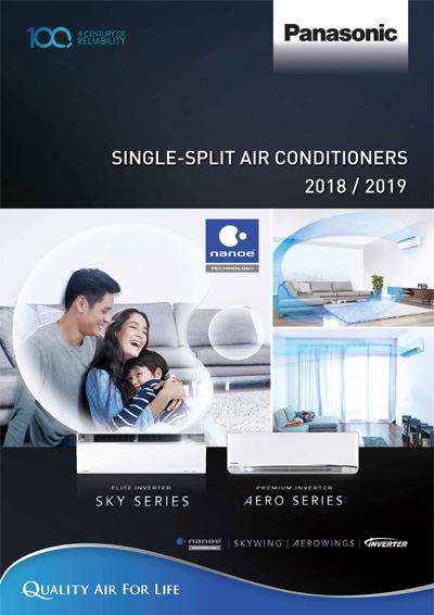 Air Conditioner Catalog - Panasonic Malaysia