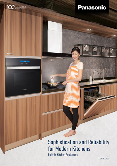 Built-In Kitchen Catalog - Panasonic Malaysia