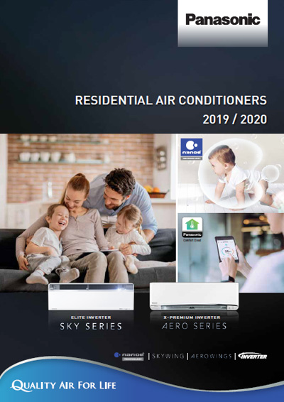 Air Conditioner Catalog 2019/2020 - Panasonic Malaysia