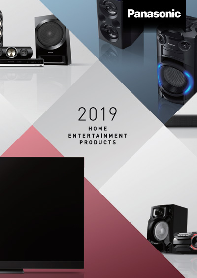 Home Entertainment (TV & Audio) Catalog - Panasonic Malaysia
