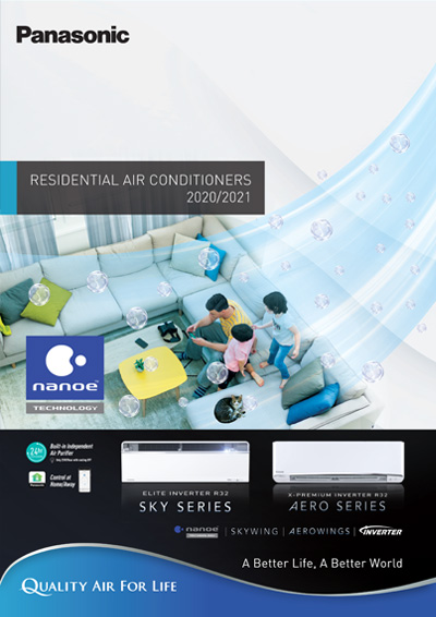 Air Conditioner Catalog 2020/2021- Panasonic Malaysia