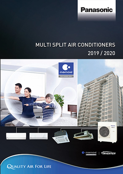 Multi Spilt Air Conditioner Catalog - Panasonic Malaysia