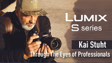 Through The Eyes of Kai Stuht | LUMIX S Series