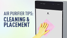 Air Purifier Tips: Cleaning & Placement