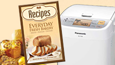 Bread Maker Everyday Fresh Bakery Recipes