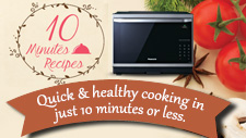 Microwave Oven 10 Minutes Recipes