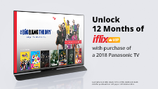 UNLOCK 12 MONTHS OF iflixVIP | Panasonic TV
