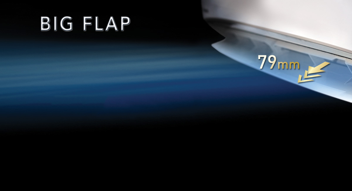 Big Flap - Further and Longer Airflow