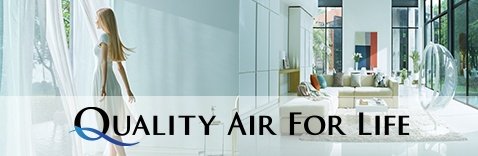 banner:QUALITY AIR FOR LIFE