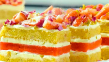 Panasonic Strawberry & Watermelon Scented Cake