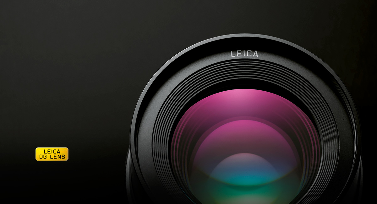 LEICA DG Lens - ultieme optiek