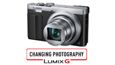CHANGING PHOTOGRAPHY WITH LUMIX G