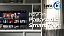 Let's welcome the TVNZ App to Panasonic Smart TVs*