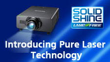 Introducing Pure Laser Technology – Panasonic SOLID SHINE Laser Light Source Projectors