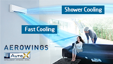Chill Out with Aerowings for Superior Comfort & Airflow
