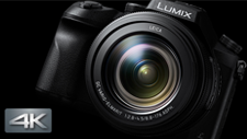 Creators will love LUMIX's new FZ2500 hybrid bridge camera. It has a powerful 20x optical zoom and 4K video recording in MOV/MP4.