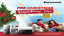 PRE-CHRISTMAS PASALUBONG FAIR AT DUTY FREE PHILIPPINES