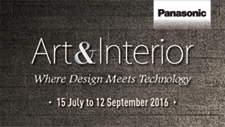 Panasonic Art & Interior TV Promotion