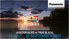 OLED TV Launch promotion