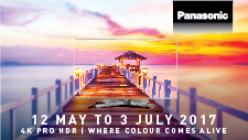 Panasonic TV Promo