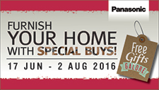 Panasonic Home Appliances GSS Special