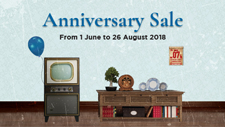Panasonic 100th Anniversary Sale – TV