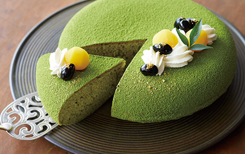 The Extraordinary Healthy Green Tea Cake in 3 Easy Steps.