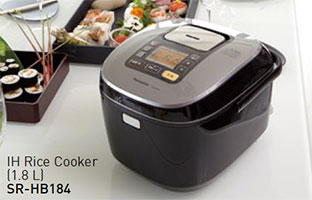 IH Rice Cooker (1.8 L) SR-HB184