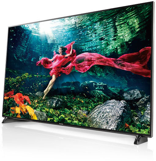 VIERA 4K TV DX900 Series