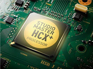 High-Performance Studio Master HCX+ Processor