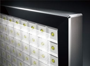 Newly Developed 'Honeycomb-Structure' Panel