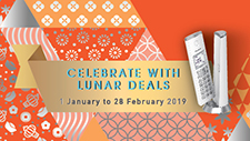 Lunar New Year Promotion - DECT