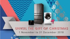 Christmas 2018 Promotion – Home Appliances