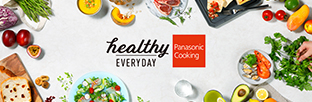 Healthy Everyday with Panasonic