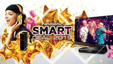 Panasonic Smart Deal 2019