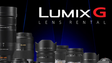 LUMIX G Lens Rental