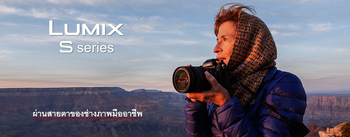 LUMIX S Series