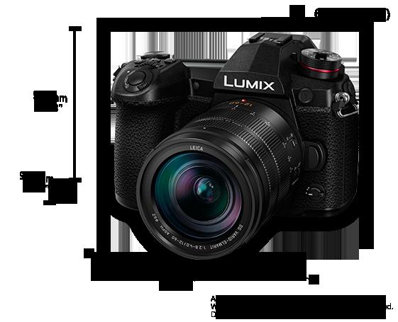 LUMIX Dijital Tek Lensli Aynasız Kamera DC-G9L