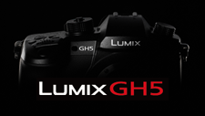The new LUMIX GH5 is here