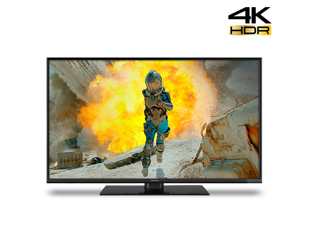 "Photo of 43"" Ultra HD 4K HDR LED Television - TX-43FX555B"