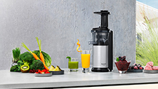 A BRIEF HISTORY OF JUICERS