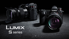LUMIX S Series - Full Frame Mirrorless Cameras
