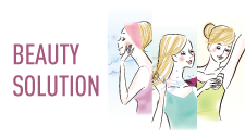 Be more beautiful with the right solution!