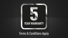 Panasonic TV 5 Year Warranty
